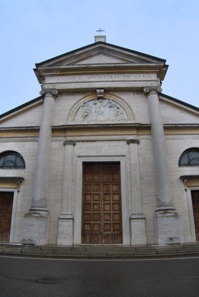 La chiesa di Sant'Andrea